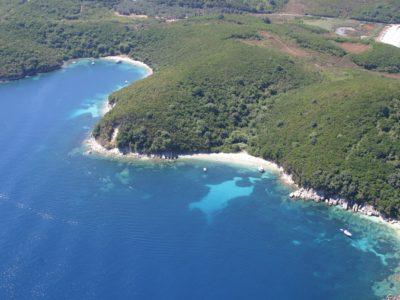 Παραλίες, Ερημίτης, Κέρκυρα