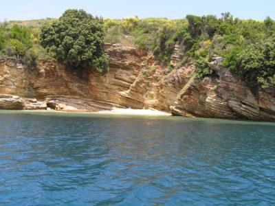 Θαλάσσιο οικοσύστημα, Ερημίτης, Κέρκυρα