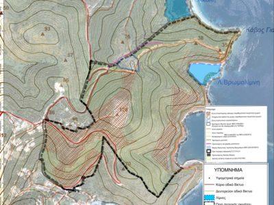 Χάρτης Ερημίτη, Κέρκυρα