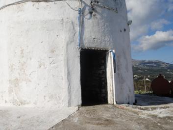 Mύλος, Ερημίτης, Κέρκυρα